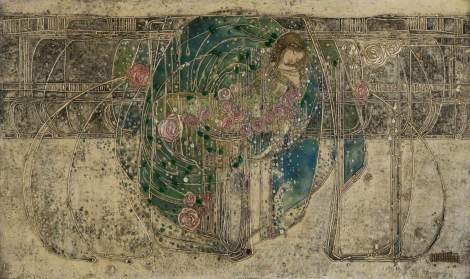Mackintosh, Margaret Macdonald, 1864-1933; Sleeping Princess